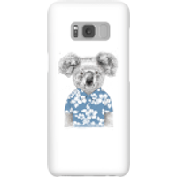 Balazs Solti Koala Bear Phone Case for iPhone and Android - Samsung S8 - Snap Case - Gloss - Bear Gifts