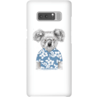 Balazs Solti Koala Bear Phone Case for iPhone and Android - Samsung Note 8 - Snap Case - Gloss - Bear Gifts