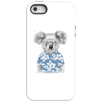 Balazs Solti Koala Bear Phone Case for iPhone and Android - iPhone 5/5s - Tough Case - Gloss - Bear Gifts