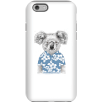 Balazs Solti Koala Bear Phone Case for iPhone and Android - iPhone 6S - Tough Case - Gloss - Bear Gifts