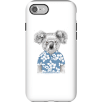 Balazs Solti Koala Bear Phone Case for iPhone and Android - iPhone 7 - Tough Case - Gloss - Bear Gifts