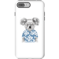 Balazs Solti Koala Bear Phone Case for iPhone and Android - iPhone 7 Plus - Tough Case - Gloss - Bear Gifts