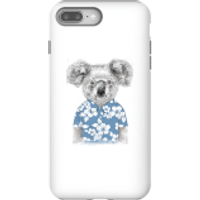 Balazs Solti Koala Bear Phone Case for iPhone and Android - iPhone 8 Plus - Tough Case - Gloss - Bear Gifts