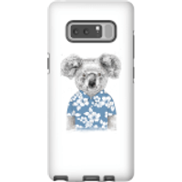 Balazs Solti Koala Bear Phone Case for iPhone and Android - Samsung Note 8 - Tough Case - Gloss - Bear Gifts