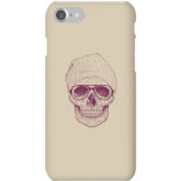 Balazs Solti Skull Phone Case for iPhone and Android - iPhone 7 - Snap Case - Gloss - Skull Gifts