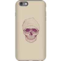 Balazs Solti Skull Phone Case for iPhone and Android - iPhone 6 Plus - Tough Case - Gloss - Skull Gifts