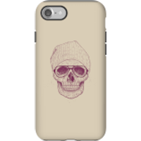 Balazs Solti Skull Phone Case for iPhone and Android - iPhone 7 - Tough Case - Gloss - Skull Gifts
