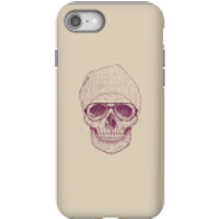Balazs Solti Skull Phone Case for iPhone and Android - iPhone 8 - Tough Case - Gloss - Skull Gifts