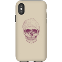 Balazs Solti Skull Phone Case for iPhone and Android - iPhone X - Tough Case - Gloss - Skull Gifts