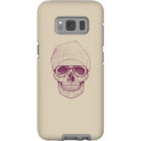 Balazs Solti Skull Phone Case for iPhone and Android - Samsung S8 - Tough Case - Gloss - Skull Gifts