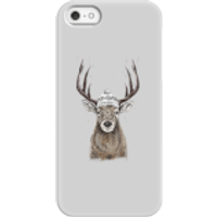 Winter Deer Phone Case for iPhone and Android - iPhone 5/5s - Snap Case - Matte - Phone Case Gifts
