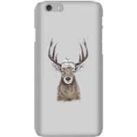 Winter Deer Phone Case for iPhone and Android - iPhone 6 - Snap Case - Matte - Phone Case Gifts