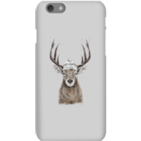 Winter Deer Phone Case for iPhone and Android - iPhone 6S - Snap Case - Matte - Phone Case Gifts
