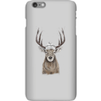 Winter Deer Phone Case for iPhone and Android - iPhone 6 Plus - Snap Case - Matte - Phone Case Gifts