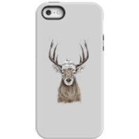 Winter Deer Phone Case for iPhone and Android - iPhone 5/5s - Tough Case - Matte - Phone Case Gifts