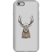 Winter Deer Phone Case for iPhone and Android - iPhone 6 - Tough Case - Matte - Phone Case Gifts