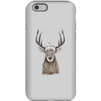 Winter Deer Phone Case for iPhone and Android - iPhone 6S - Tough Case - Matte - Phone Case Gifts
