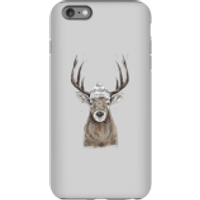 Winter Deer Phone Case for iPhone and Android - iPhone 6 Plus - Tough Case - Matte - Phone Case Gifts