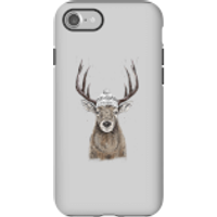 Winter Deer Phone Case for iPhone and Android - iPhone 7 - Tough Case - Matte - Phone Case Gifts