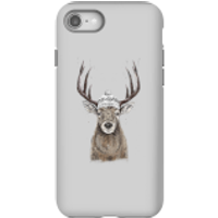 Winter Deer Phone Case for iPhone and Android - iPhone 8 - Tough Case - Matte - Phone Case Gifts