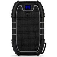 Veho Pebble Endurance 15,000mAh Rugged Outdoor Water Resistant Power Bank - Black