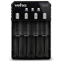 Veho USB Universal Battery Charger for 18650 E-CIG Batteries