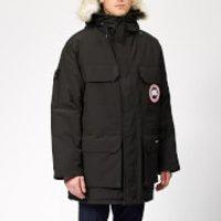 Canada Goose Men's Expedition Parka Jacket - Black - L - Black