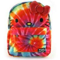 Loungefly Sanrio Hello Kitty Tie Dye Nylon Backpack