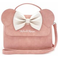 Loungefly Disney Minnie Mouse Pink Crossbody Bag - Bag Gifts