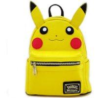 Loungefly Pokémon Pikachu Cosplay Mini Backpack - Pikachu Gifts