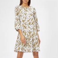 Gestuz Women's Leopa Long Sleeve Dress - Multi - EU 34/UK 6 - Multi