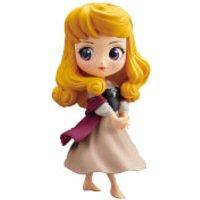 Banpresto Q Posket Disney Sleeping Beauty Princess Aurora Figure 14cm (Normal Colour Version) - Sleeping Beauty Gifts
