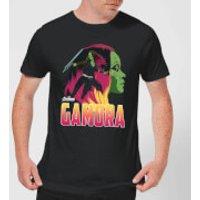 Avengers Gamora Men's T-Shirt - Black - S - Black
