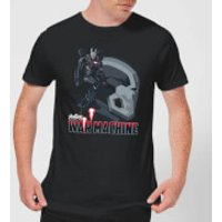 Avengers War Machine Men's T-Shirt - Black - XXL - Black