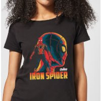 Avengers Iron Spider Women's T-Shirt - Black - XS - Black - Spider Gifts