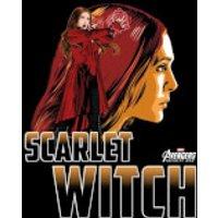 Avengers Scarlet Witch Women's T-Shirt - Black - XXL - Black