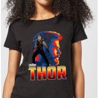 Avengers Thor Women's T-Shirt - Black - 4XL - Black