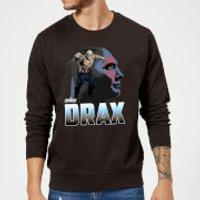 Avengers Drax Sweatshirt - Black - XL - Black