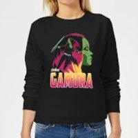 Avengers Gamora Women's Sweatshirt - Black - XS - Black