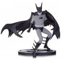 DC Collectibles Batman Black and White by Tony Millionaire Statue - Entertainment Earth Exclusive