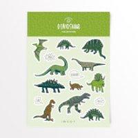 Dinosaur Sticker Pack - Iwoot Gifts