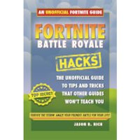 Fortnite Battle Royale Hacks (Paperback) - Books Gifts