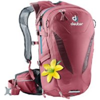 Deuter Compact Exp 10 SL 12.5L Backpack - Cardinal/Maroon