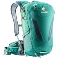 Deuter Compact Exp 12 14.5L Backpack - Alpine Green/Midnight
