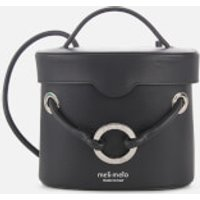 shop for meli melo Women's Nancy Shoulder Bag - Black at Shopo