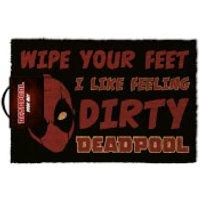 Deadpool (Dirty) Doormat