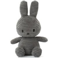 Miffy Sitting Corduroy - Dark Grey