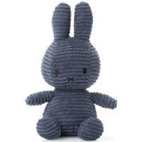 Miffy Sitting Corduroy - Blue