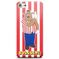 Bullseye Striped Phone Case for iPhone and Android - Samsung Note 8 - Tough Case - Gloss - Case Gifts