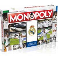 Monopoly Real Madrid Board Game - Board Game Gifts